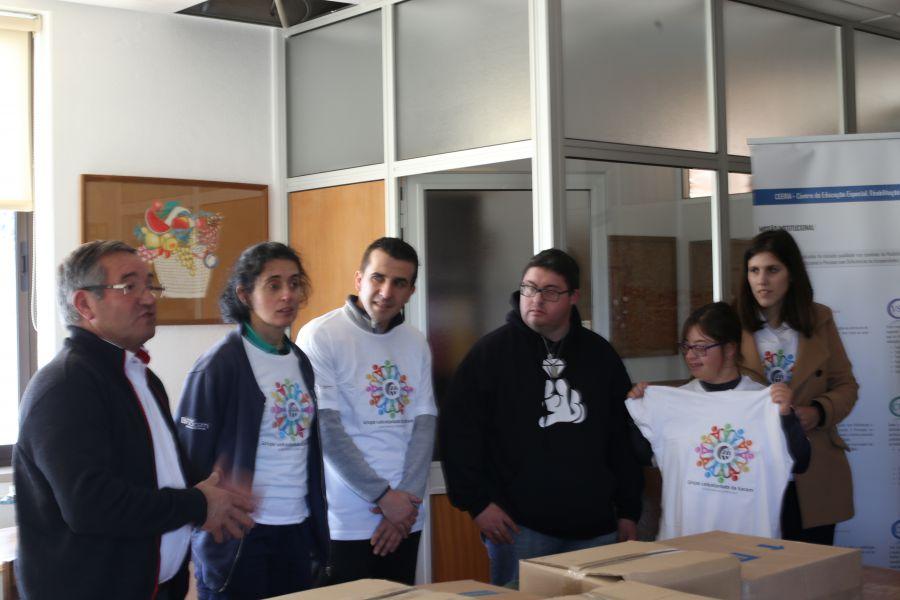 Donativos ao CEERIA - Grupo SOCEM