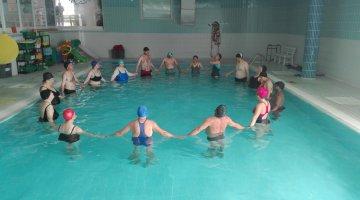 Imagem da galeria de fotos Projeto Remexe no Clube de Natação…