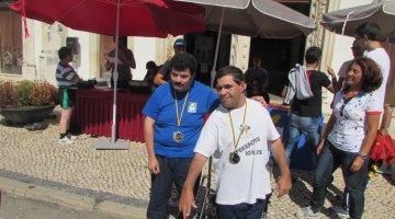 Imagem da galeria de fotos Participação no XVIII Torneio de Remo…