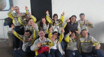 Imagem da galeria de fotos Participação dos nossos atletas numa competição…