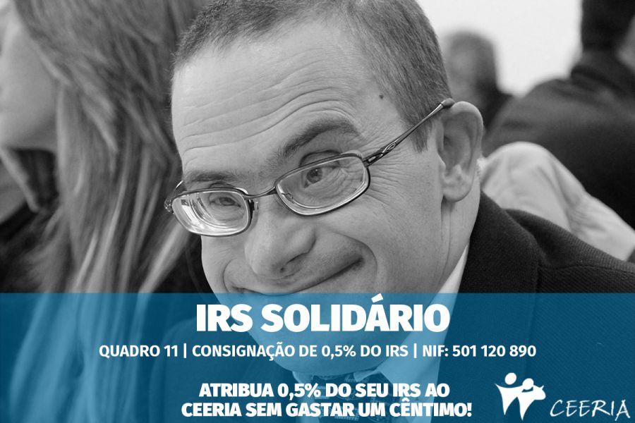 ceeria.com - IRS Solidário