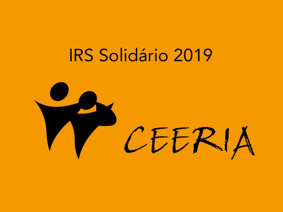 ceeria.com - IRS Solidário 2019