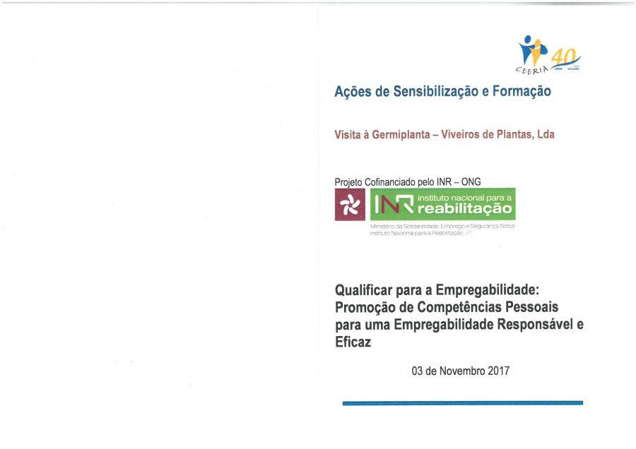 ceeria.com - Projeto Cofinanciado pelo Programa de Financiamento a Projetos pelo INR, I.P. Qualificar para a Empregabilidade: Promoção de Competências Pessoais para uma Empregabilidade Responsavél e Eficaz.